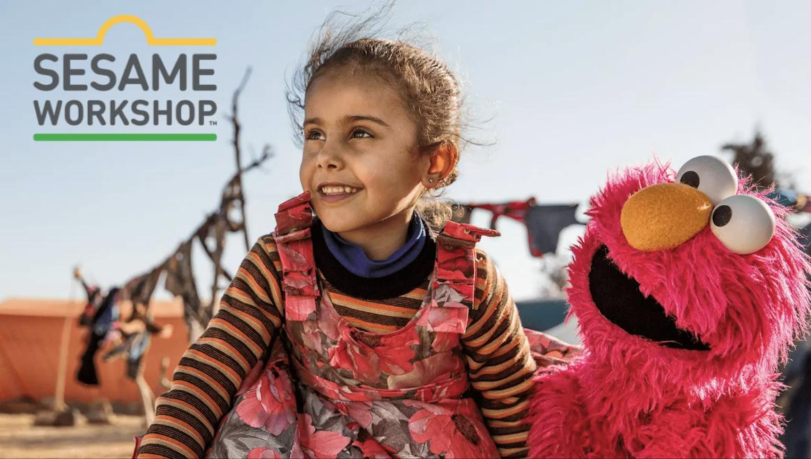 Sesame Workshop refugee programs